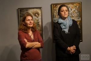 Lilyana Dvoryanova, exhibition @ ETUD gallery, 2019
