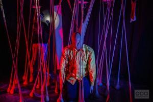 Orlin Dvorianov & Maya ANtova-Mayoto, performance, ETUD gallery