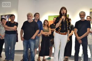 participation in Open Art Files exhibition @ Plovdiv, 2019